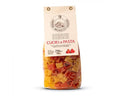 Heart Pasta With Wheat Germ and Tomato - Pastificio Morelli 250g