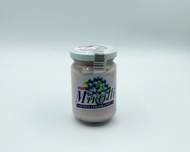 Yogurt Mirtilli 150g La Bottera