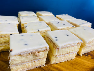 Cafe Size Continental Custard Slice