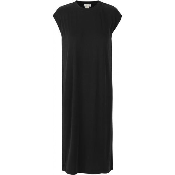 Dallas Sleeveless Dress S - Noir