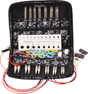 "Chiaogoo 4"" Interchangeable Needle Set"
