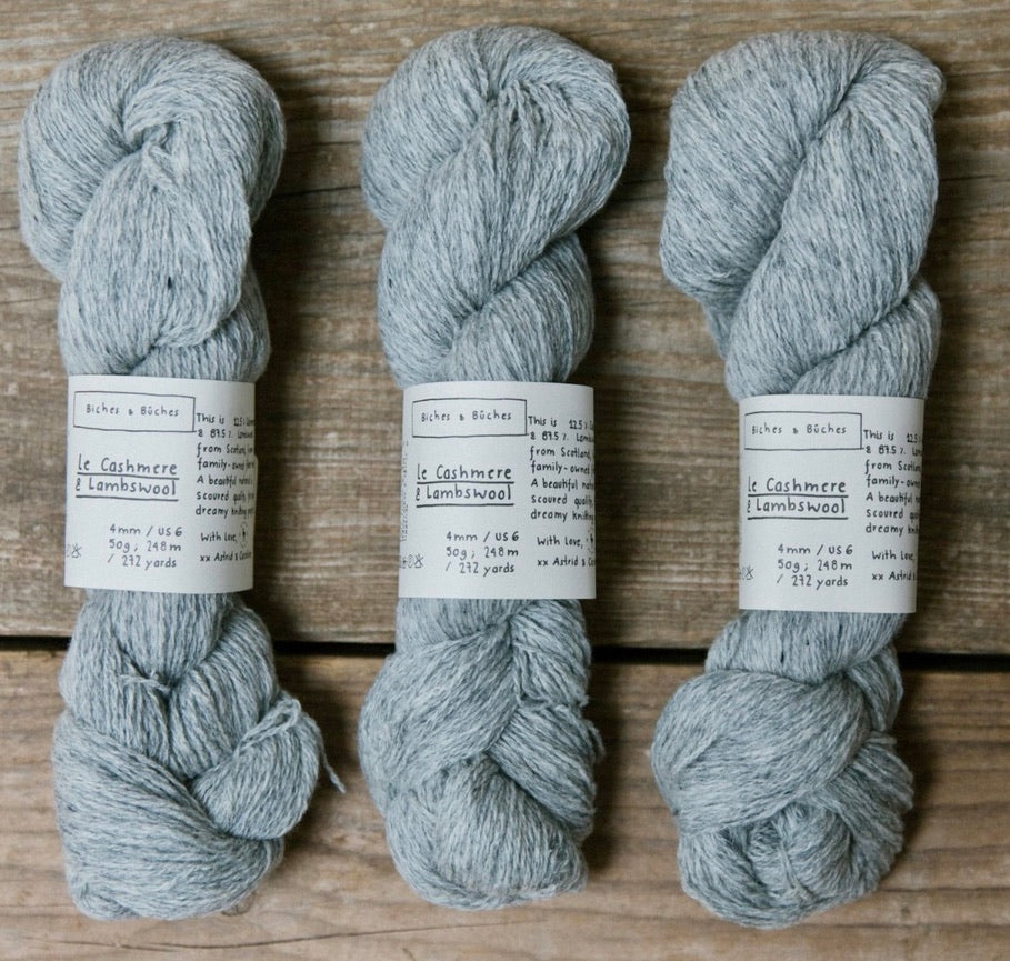 le  petit cashmere & lambswool