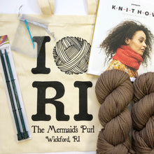 Load image into Gallery viewer, Beginner Knit Kit