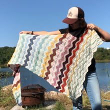 Load image into Gallery viewer, True Colors Shawl