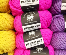 Load image into Gallery viewer, Merino No 5