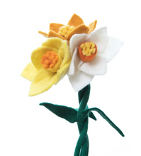 Load image into Gallery viewer, Felted Daffodils