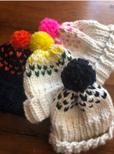 Load image into Gallery viewer, Edelweiss  Hat workshop
