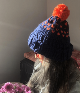 Edelweiss  Hat workshop