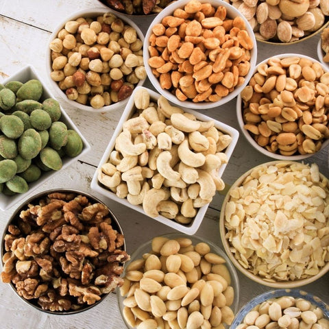 nuts and seeds in keto