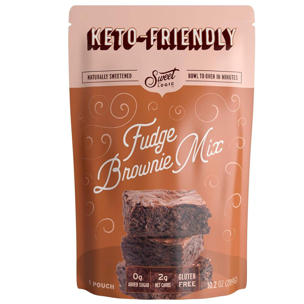 Brownie Baking Mix - NutraVolts
