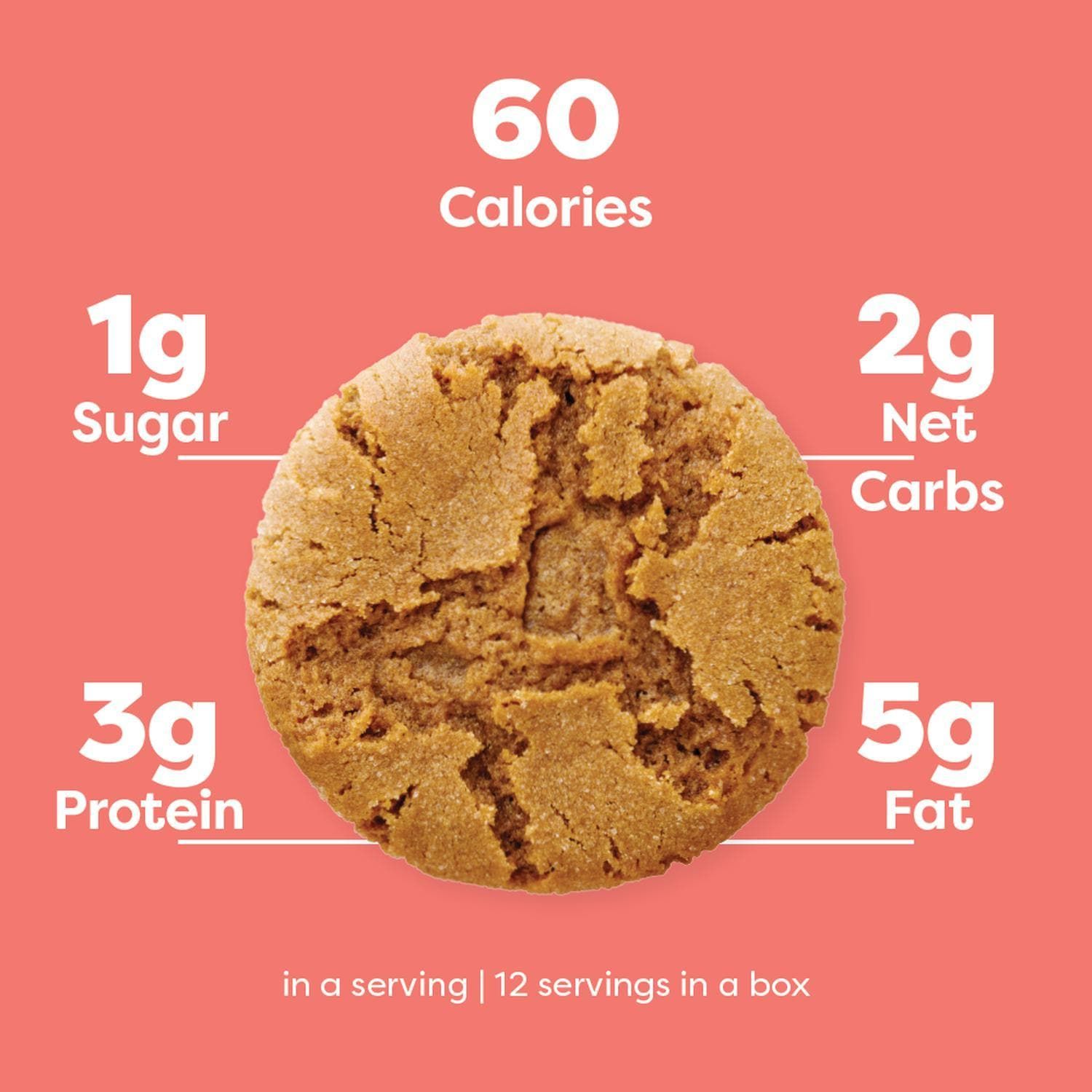Keto Snickerdoodle Cookie Baking Mix - NutraVolts