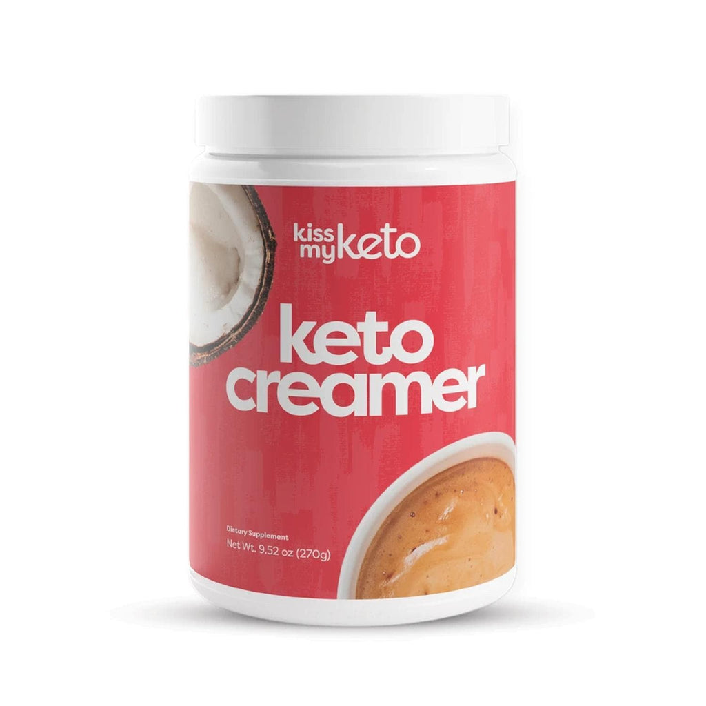 Keto Unflavoured Coffee Creamer - NutraVolts