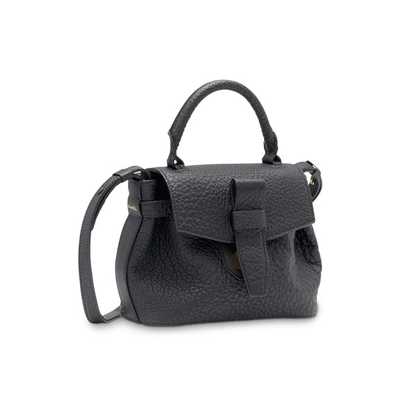 CHARLIE NANO BAG BLACK