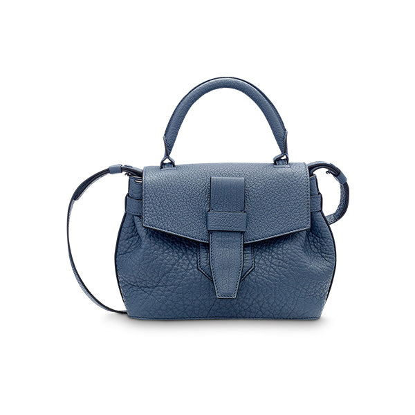 CHARLIE NANO BAG DENIM