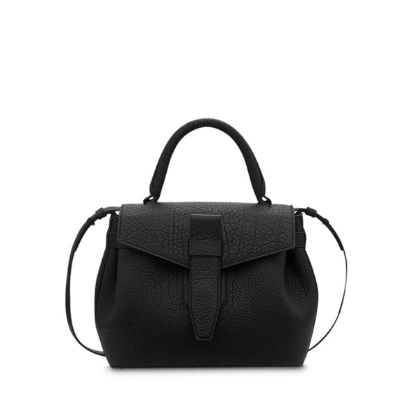 CHARLIE HANDBAG SMALL BLACK