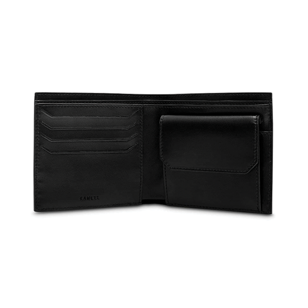 ALBERT CLASSIC COIN WALLET BLACK