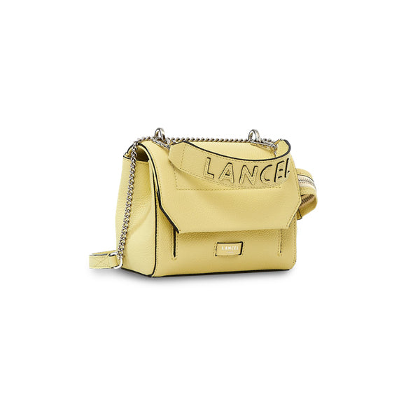 NINON FLAP BAG SMALL POLLEN
