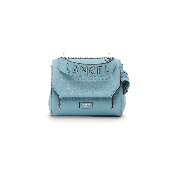 NINON FLAP BAG SMALL CLOUD BLUE