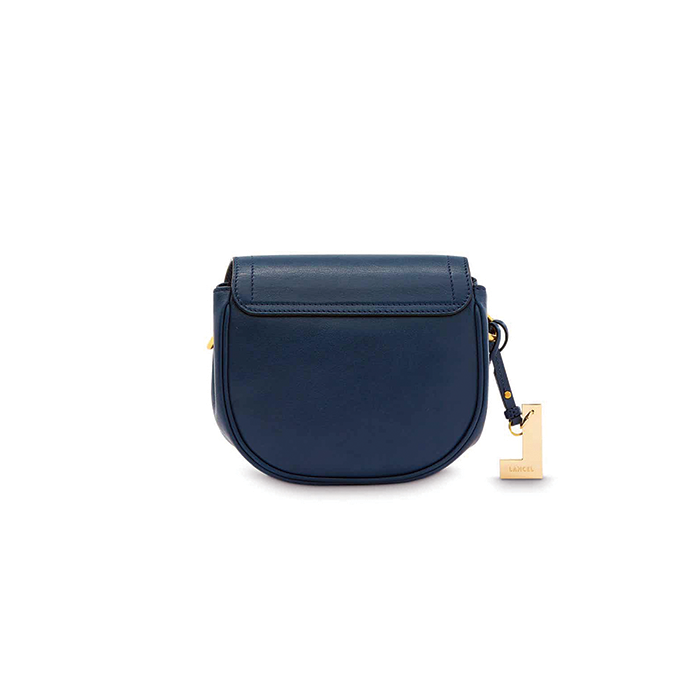 ROMANE SADDLE BAG SMALL PETROL