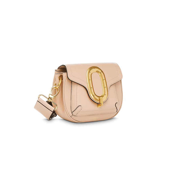 ROMANE SADDLE BAG SMALL NUDE