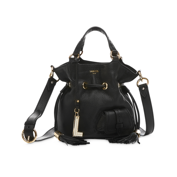 PREMIER FLIRT BUCKET BAG SMALL BLACK