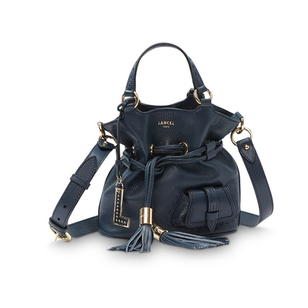 PREMIER FLIRT BUCKET BAG SMALL PETROL BLUE