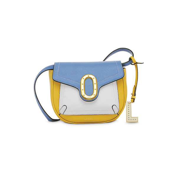 ROMANE SADDLE BAG XS MULTICO YELLOW