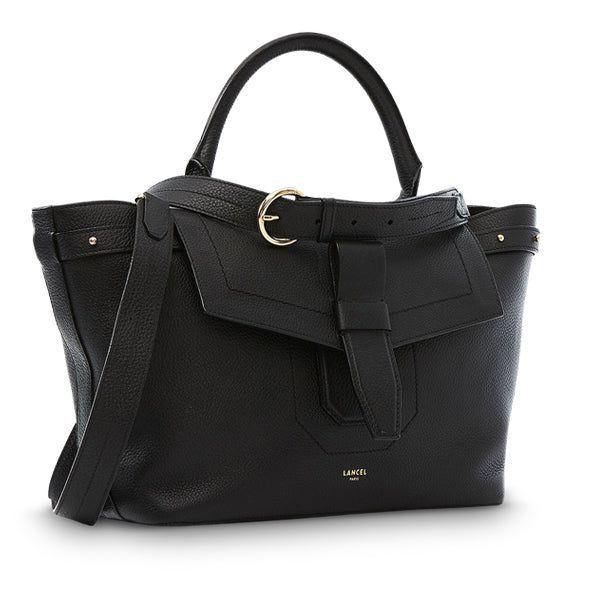 NEO CHARLIE HANDBAG MEDIUM BLACK