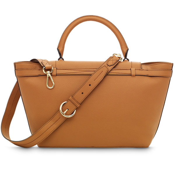 NEO CHARLIE HANDBAG MEDIUM CAMEL