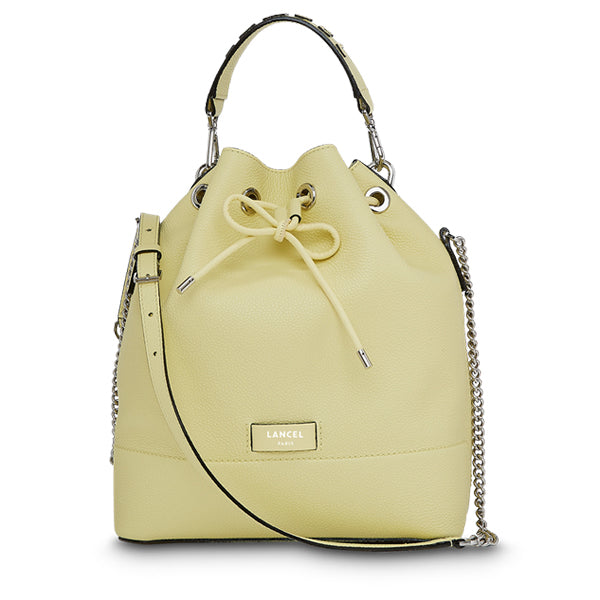 NINON BUCKET BAG MEDIUM POLLEN