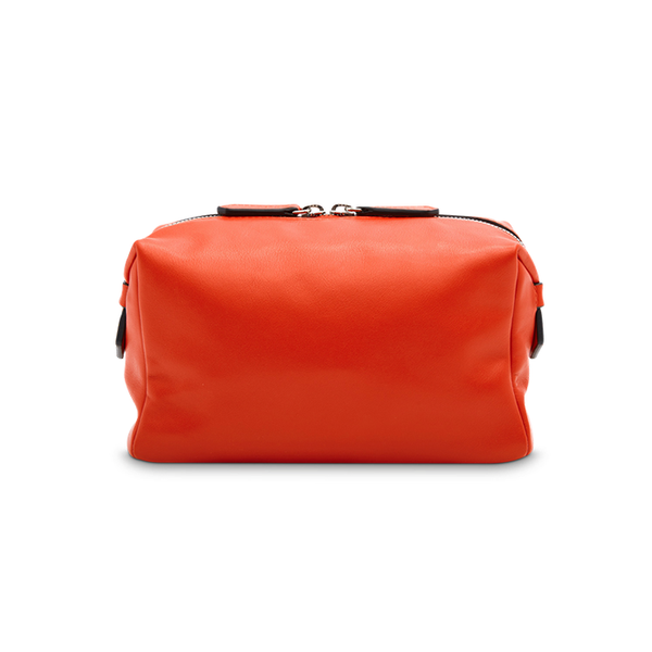 POP TOILETRY BAG SMALL CINNABAR
