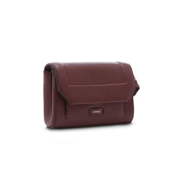NINON POUCH BLACKCURRANT