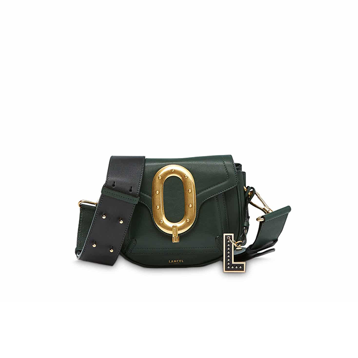 ROMANE SADDLE BAG SMALL MILITARY GREEN