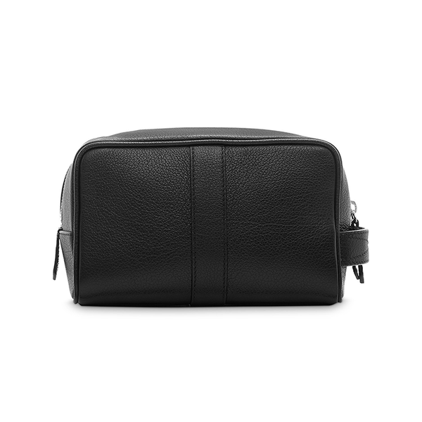 OSCAR TOILETRY BAG SMALL BLACK