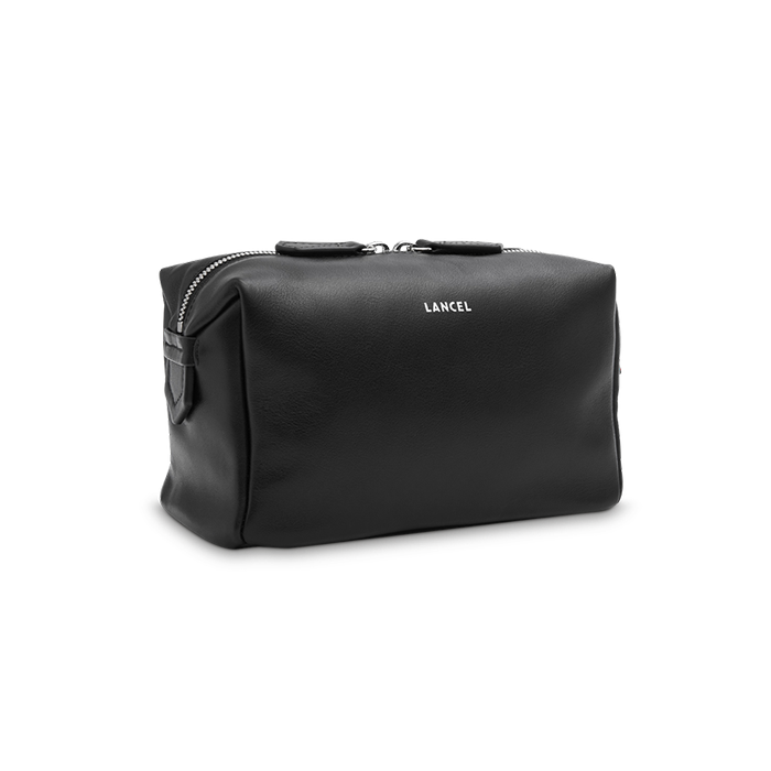 POP TOILETRY BAG SMALL BLACK