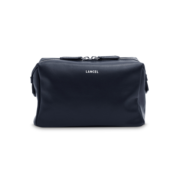 POP TOILETRY BAG SMALL NAVY BLUE