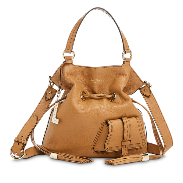 PREMIER FLIRT BUCKET BAG MEDIUM CAMEL