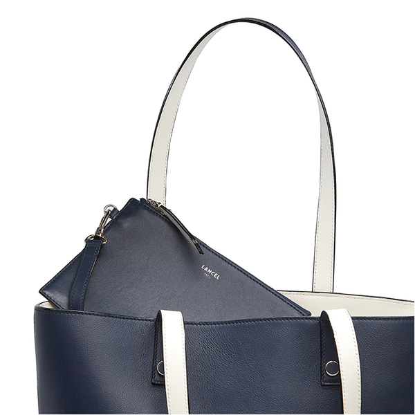 PIA TOTE BAG BAG PETROL / BLACK / SNOW