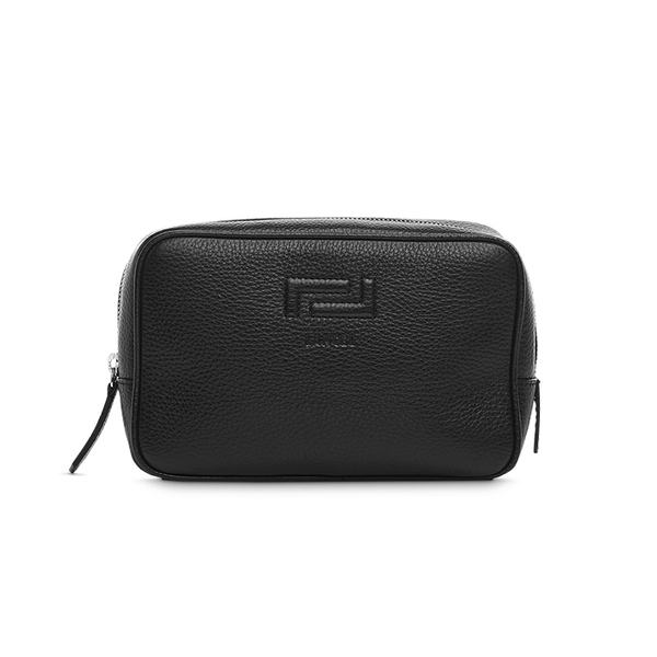 GRAND HÔTEL TOILETRY BAG S BLACK