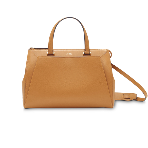 LISON TOTE BAG SMALL CAMEL
