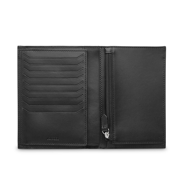 ALBERT DRIVER WALLET BLACK