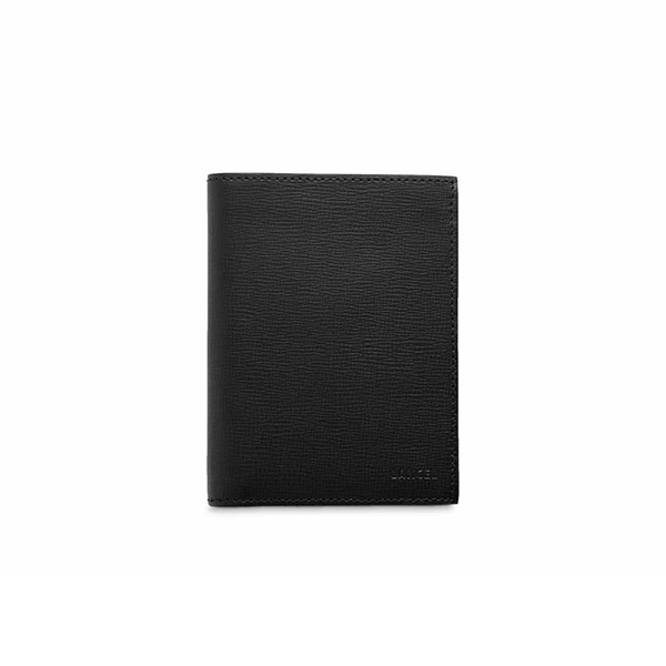 ALBERT EUROPEAN WALLET BLACK