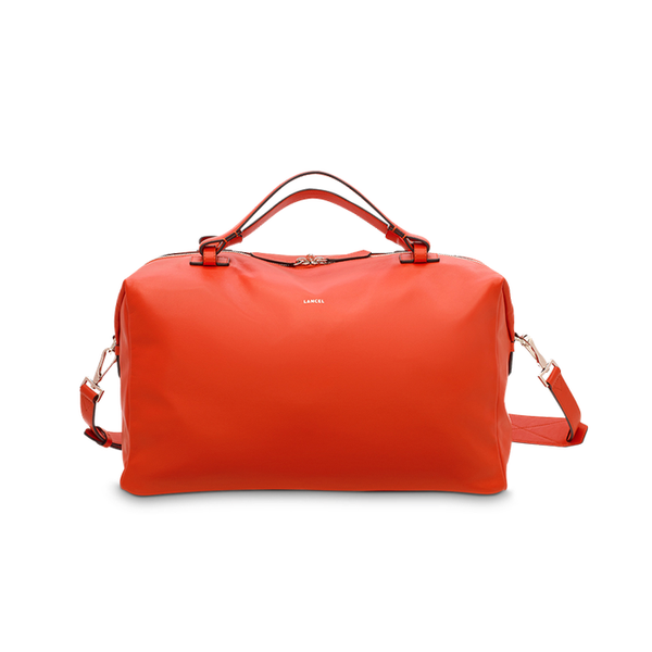 POP WEEKEND BAG CINNABAR