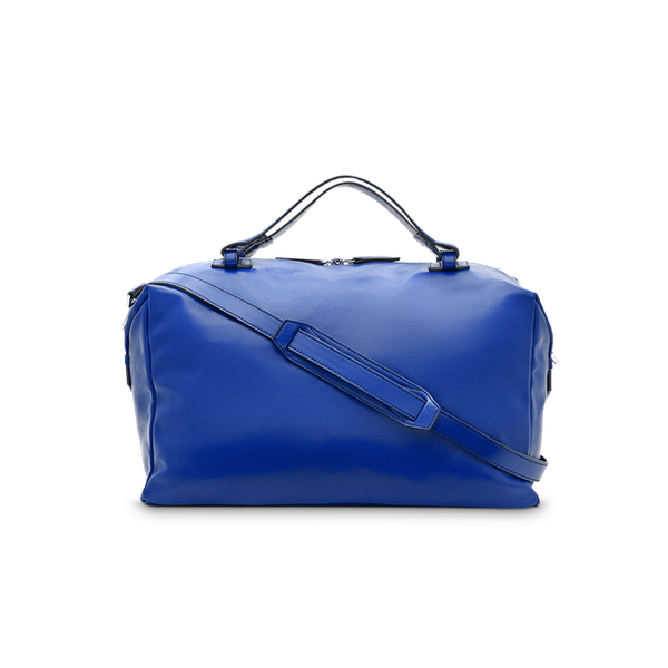 POP WEEKEND BAG ELECTRIC BLUE