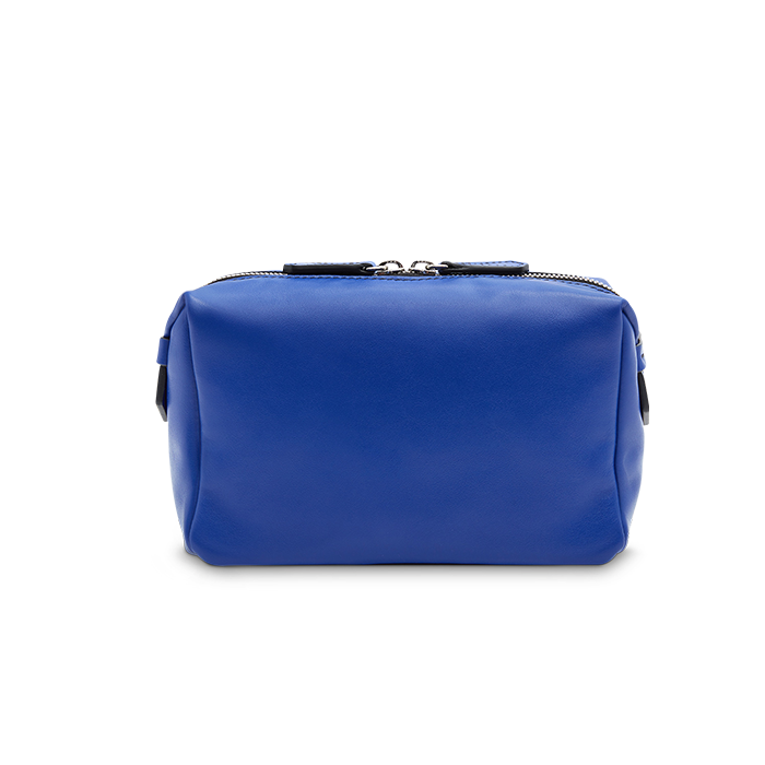 POP TOILETRY BAG SMALL ELECTRIC BLUE