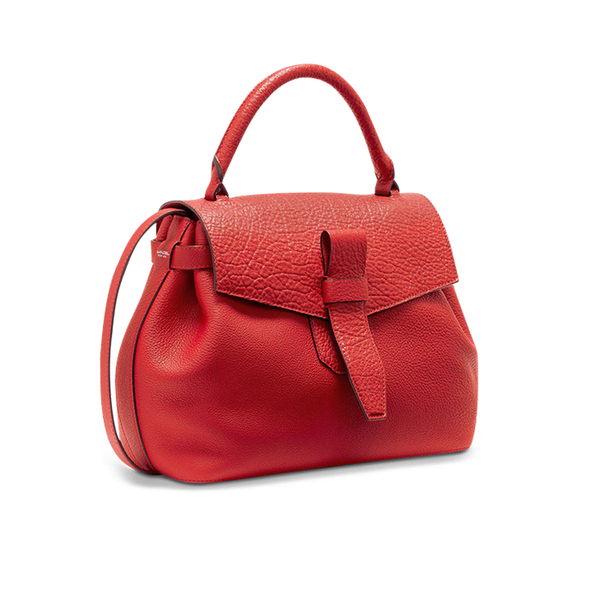 CHARLIE HANDBAG MEDIUM RED LANCEL