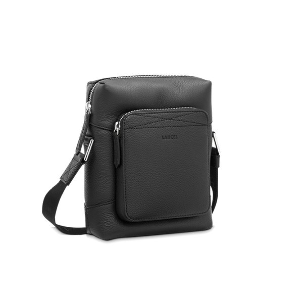 GRAPHIC REPORTER BAG MINI BLACK