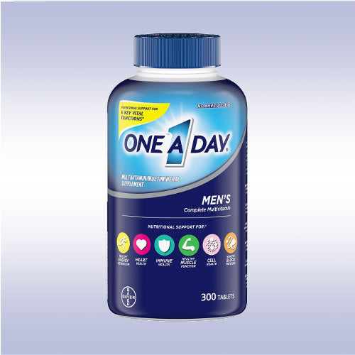 One A Day Multivitamin / Multimineral [Men's]