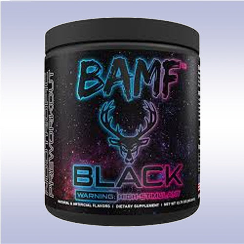 DAS Labs BAMF [BLACK]