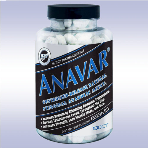 Hi-Tech Pharmaceuticals Anavar